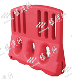 H1300mm单红色大围栏水马